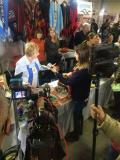 Participación argentina en el tradicional Bazar Navideño de Caridad